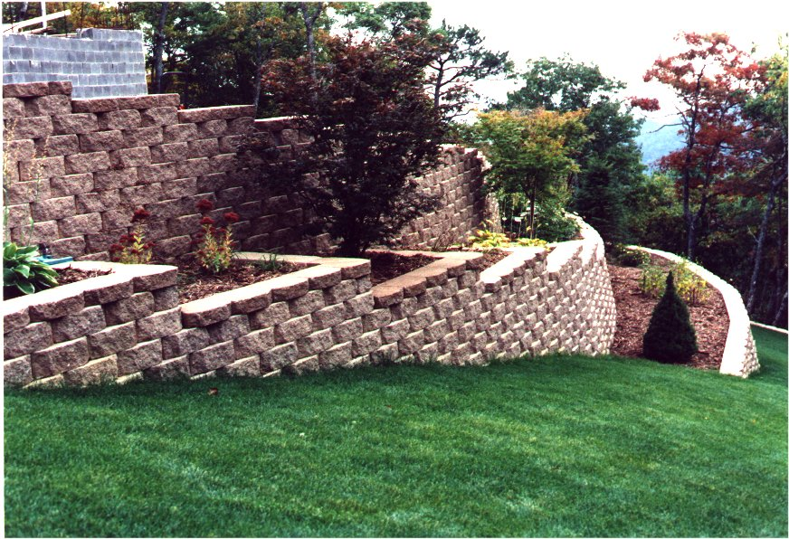 Retaining Walls RD Lawn Care and Landscaping Joplin
