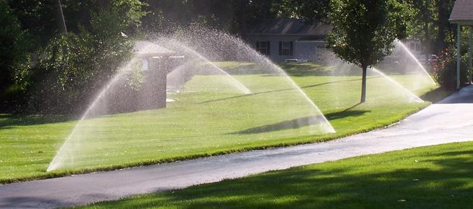Irrigation Slide