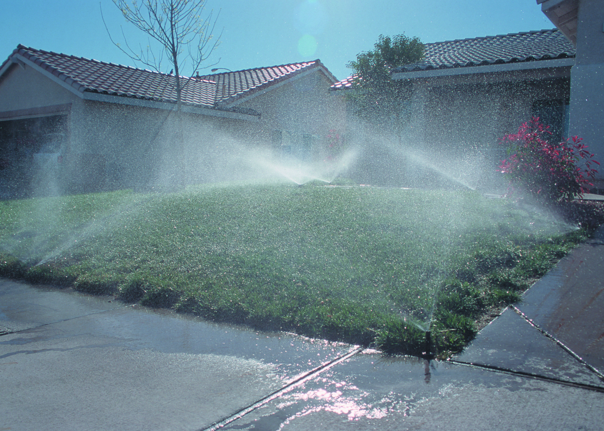 Landscaping Stones Joplin Mo : Irrigation by r d lawn care and landscaping carthage mo