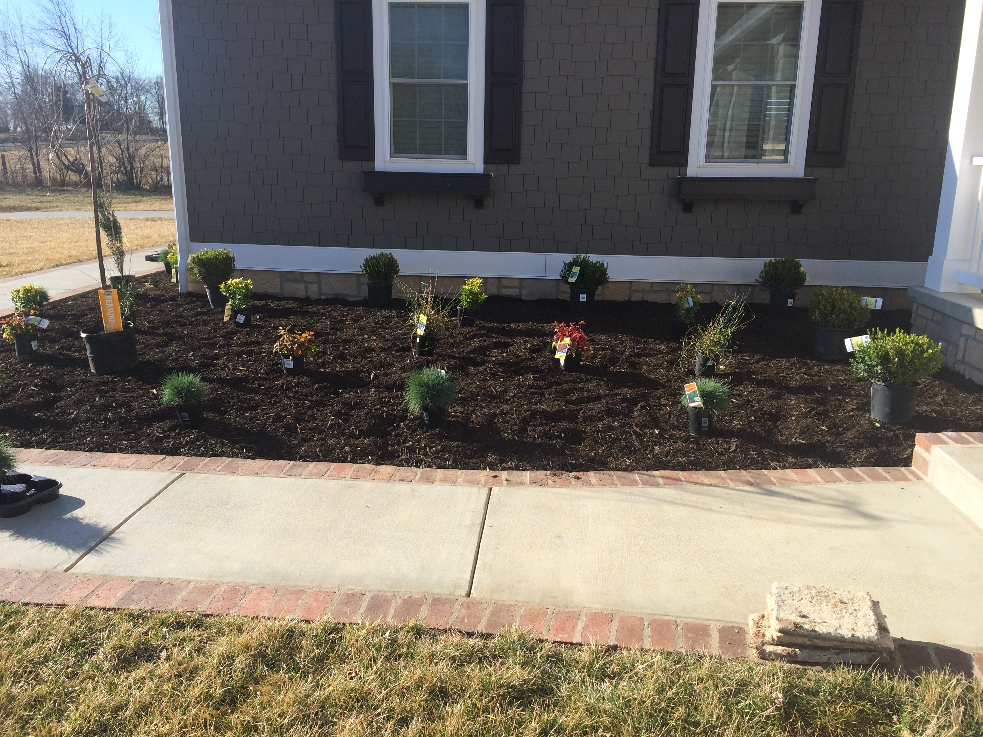 Landscaping Stones Joplin Mo : Landscaping by r d lawn care and