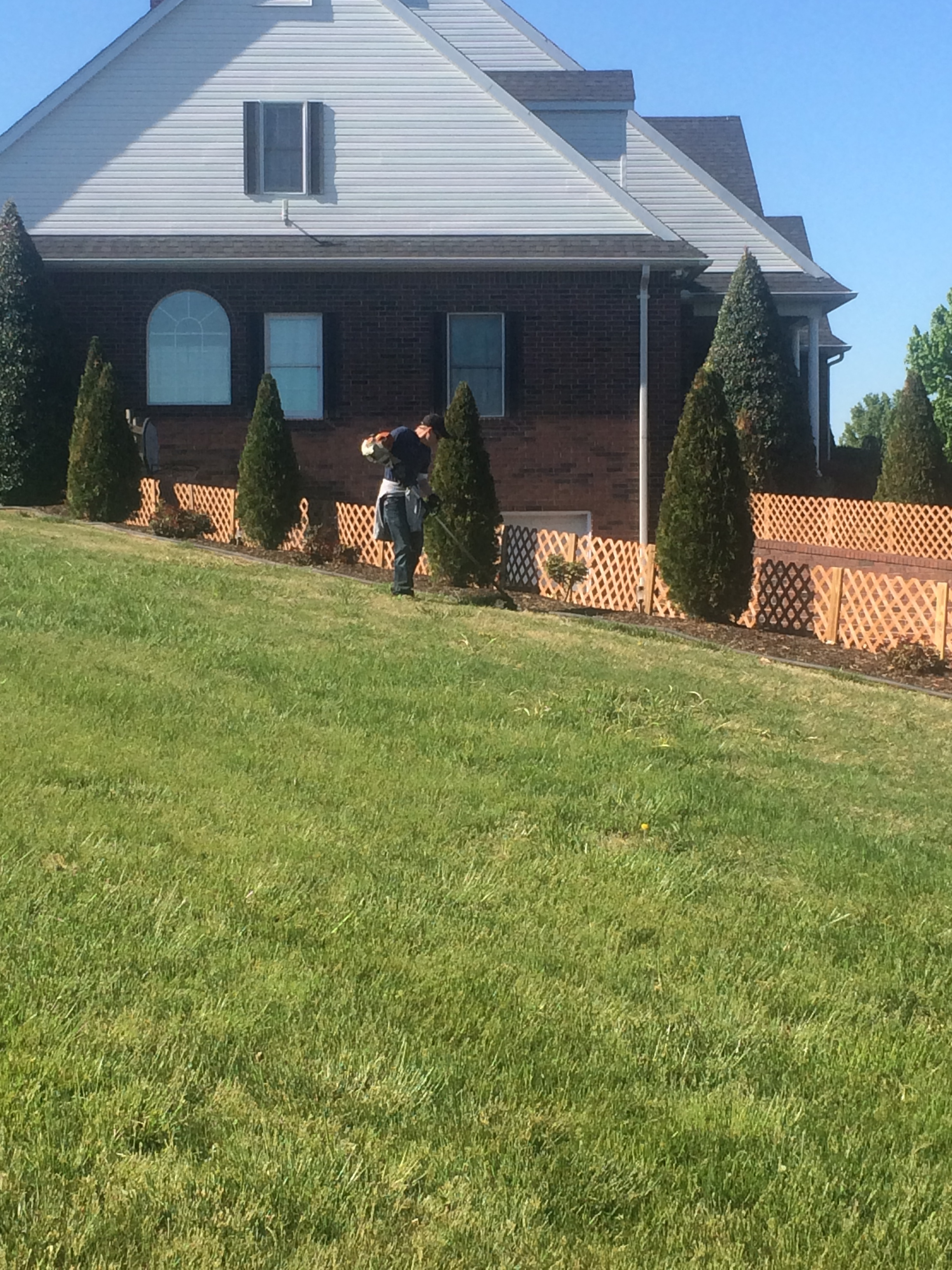 Landscaping Stones Joplin Mo : Lawn care by the professionals at r d