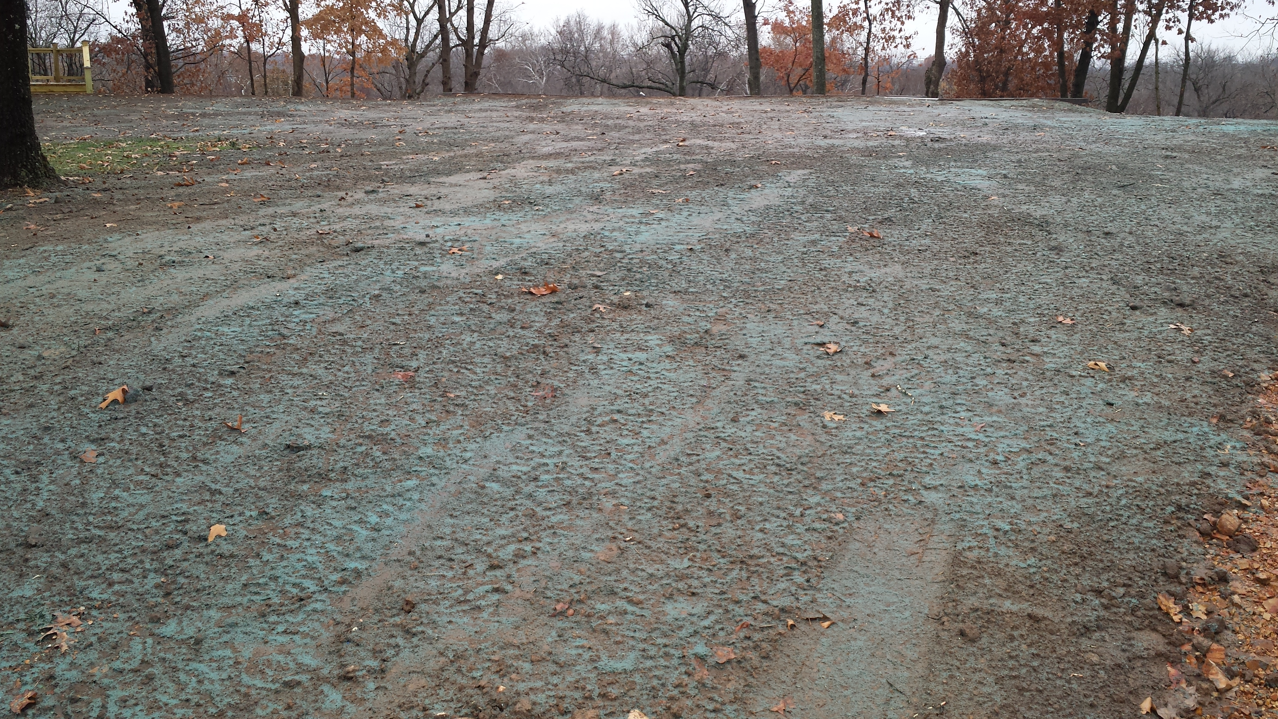 Landscaping Stones Joplin Mo : Hydroseeding by r d lawn care and landscaping