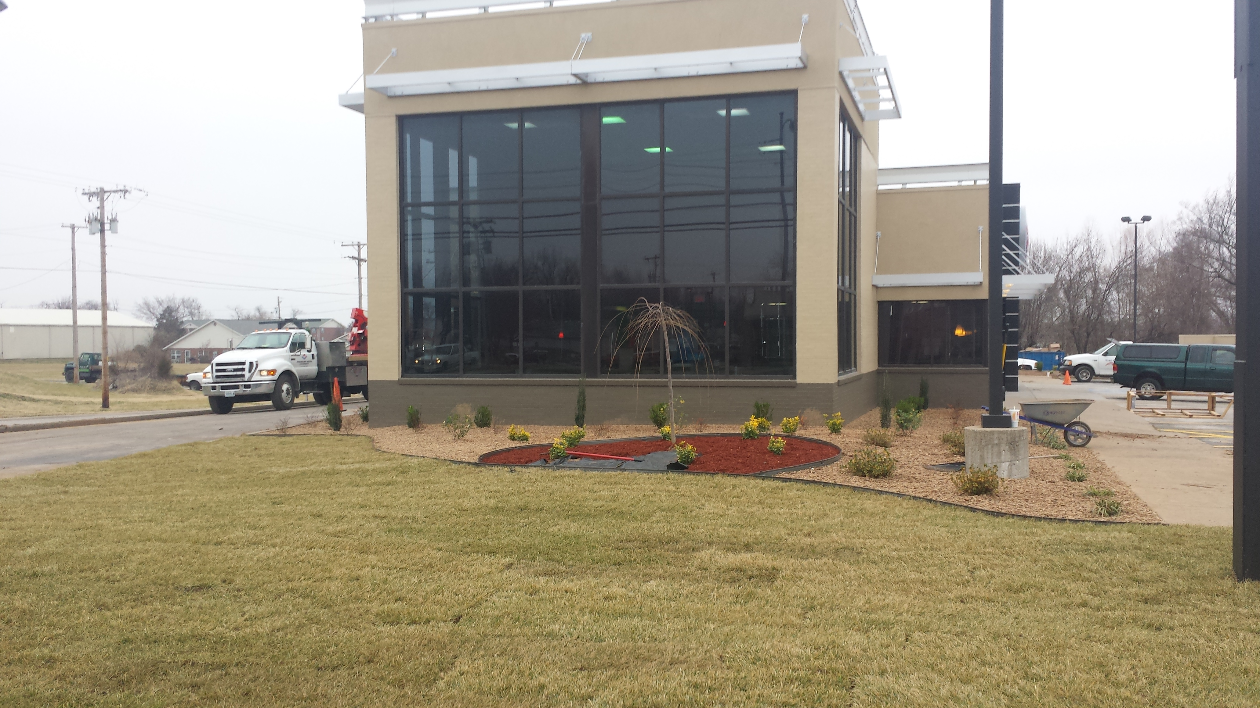 Landscaping Stones Joplin Mo : Commercial landscaping by r d lawn care