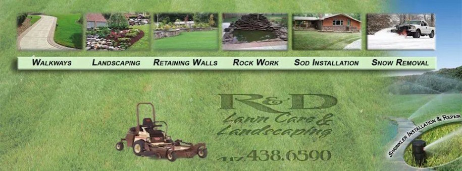 R&D Lawn Care Landscaping Joplin MO