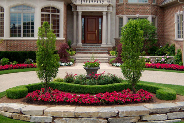 Landscaping Stones Joplin Mo : Residential landscaping by r d lawn care