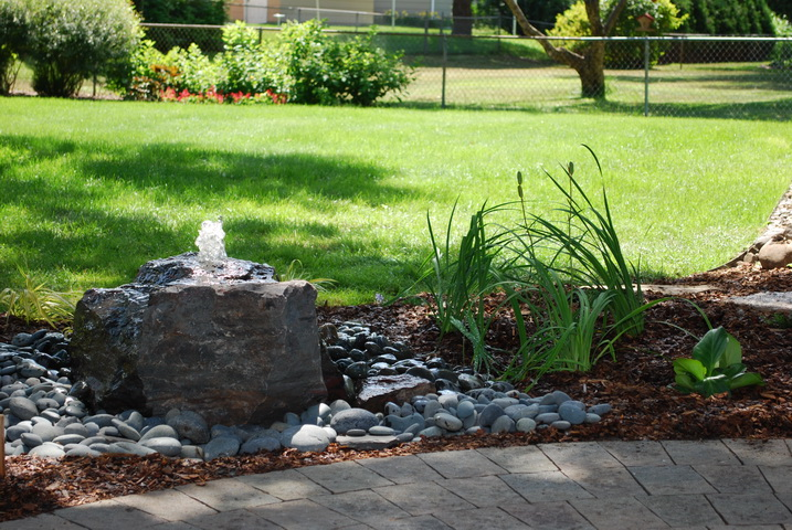 water features by r d lawn care in carthage mo