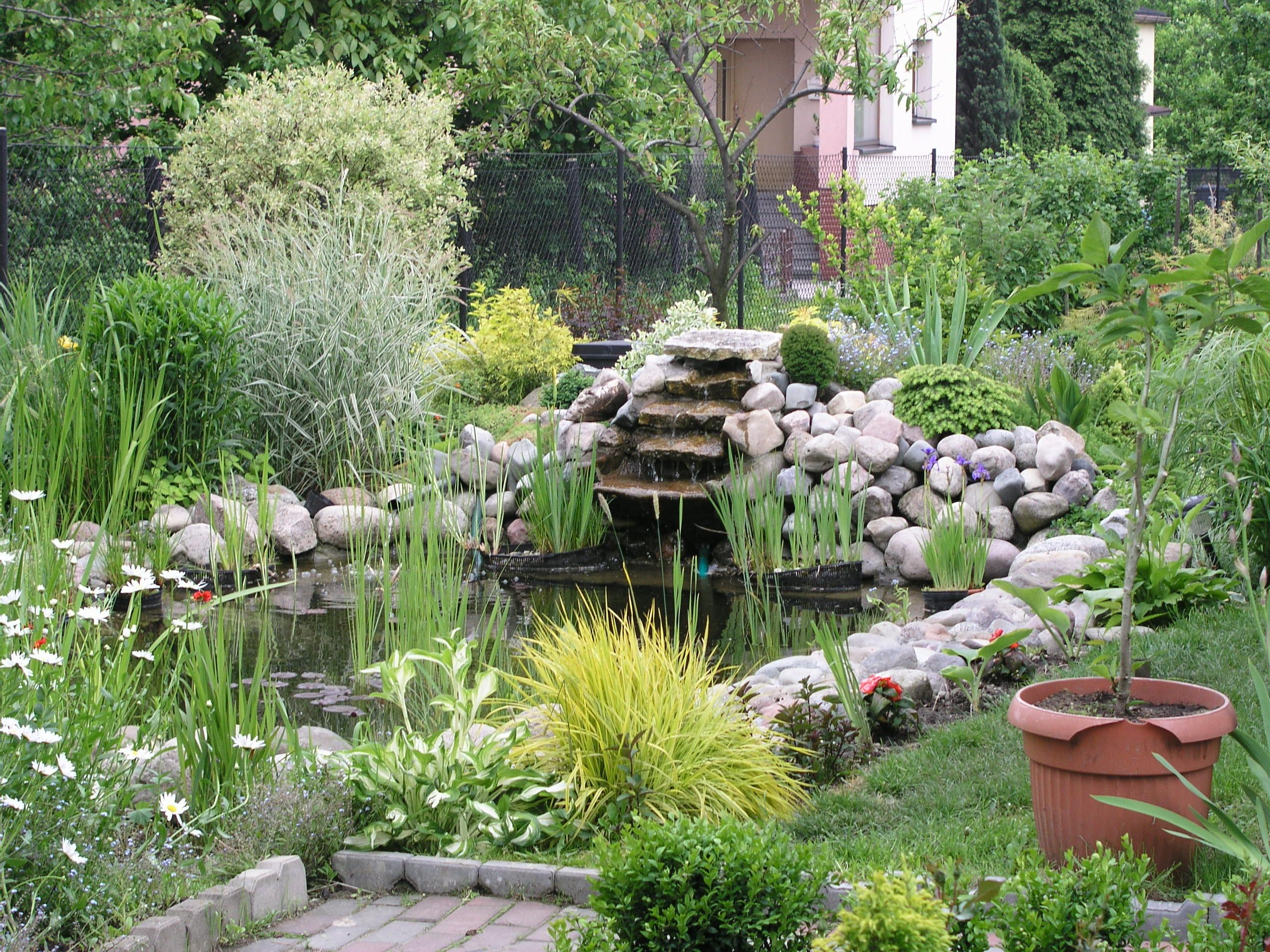 water features by r u0026d lawn care in carthage mo